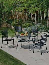 outdoor wrought iron furniture. sheffield colletion outdoor wrought iron furniture n