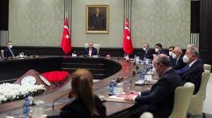 Kabine toplantısı bugün! Yüz yüze eğitim, salgın, Afganistan gündemde - Üç  Sütun
