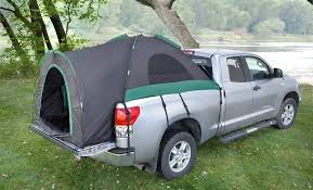 Truck Bed Tent Tacoma 5.5 Rightline Ford Camper Pickup Napier ...
