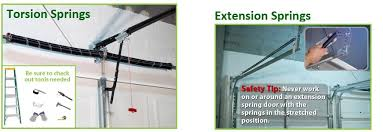 garage door tension spring How to Convert from Extension Springs to Torsion Springs EASY