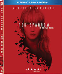 5 Reasons To Get Jennifer Lawrence's 'Red Sparrow' DVD! - Villain Media