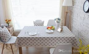 tablecloths ikea fashion hemp cotton cloth small fresh coffee table cloth american village style family