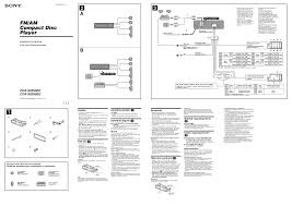 sony xplod car stereo wire diagram wiring diagrams and schematics sony car stereo system cdx f5510 user manuals