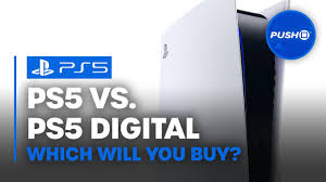 The ps5 and ps5 digital sell for $500 and $400, respectively. Ps5 Vs Ps5 Digital Edition Which Will You Buy Playstation 5 Youtube