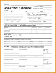 employment dates verification downloadable employment application form endowed photograph job