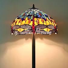 vintage stained glass floor lamp vintage stained glass lamps vintage stained glass floor lamp antique floor