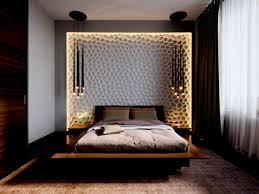 Schlafzimmer Wand Maltechniken Farbeffekte Streichen Ideen Grau