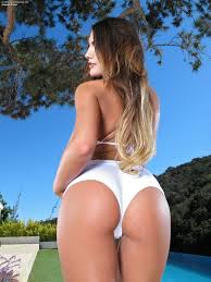 August Ames Poolside Pussy In The Crack Hotty Stop