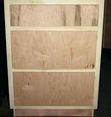 Unfinished Cabinet Drawers  Doors And Drawer Fronts Wood62