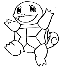 Small Picture Pokemon Squirtle Coloring Pages GetColoringPagescom