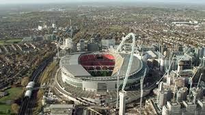 اكبر ملعب في لندن ملعب ويمبلي 😍🇬🇧 Wembley Stadium) - YouTube