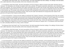 analysis essay genre analysis essay