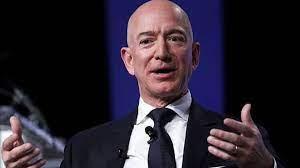 Dünyanın en zengin insanı Jeff Bezos'un serveti rekor kırdı - Haberler Son  Dakika
