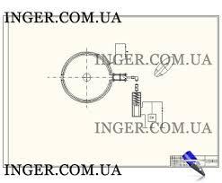 Примеры чертежей для дипломов inger  Пример чертежа для диплома в программе autocad фото 5