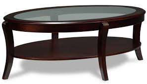 Coffee Table Theo Coffee Table Mahogany Leons