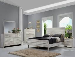 The Shayla Antique White Bedroom Collection