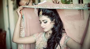 san go indian wedding makeup