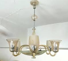 handmade blown glass chandelier mid century modern large vintage blown glass pendant lights uk mouth blown