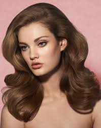 Sixties Hair Style modern bridal hair 60s cat winged eyes sexy makeup photo luis 8677 by wearticles.com