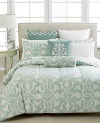 barbara barry poetical celadon collection duvet covers bed bath macy s