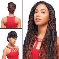 Box Braid Hair Style 60 chic big & medium & small box braids styles braiding 3381 by wearticles.com