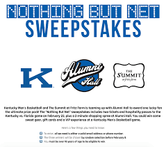 Want tickets to the Kentucky Basketball ...
