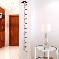 Wall Ruler Height Chart Height Wall Decal Travelnursingjob Co