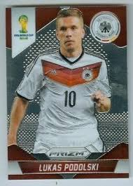 We would like to show you a description here but the site won't allow us. Lukas Podolski Trading Card Germany Bayern Munich Arsenal Soccer 2014 World Cup Prizm Chrome 92 At Amazon S Sports Collectibles Store