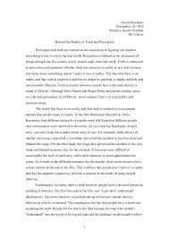 telling the truth essay not telling the truth essay