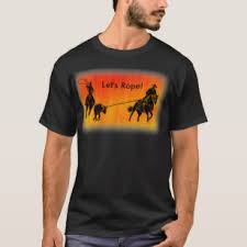 team ropers 202 t shirt