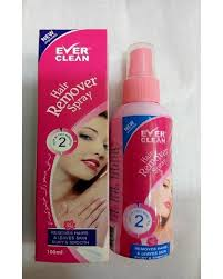 dels of ever clean hair removal spray 140 ml