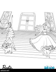 Barbie Girl Coloring Pages Games Fresh Barbie Coloring Pages Hellokids