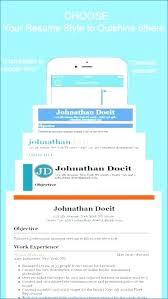 Simple Resume Creator Easy Resume Builder Free Simple Resume Builder Impressive Resume Creator App