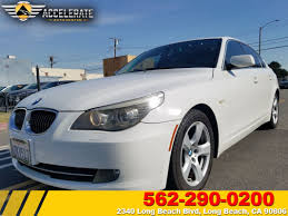 Sold 2008 BMW 5 Series 535i in Long Beach