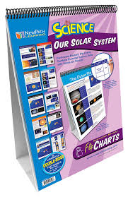 Our Solar System Newpath Science Flip Chart Set