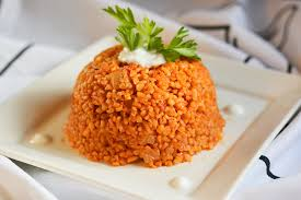 tomato bulgur pilaf simply lebanese