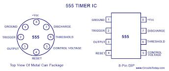 555 timer ic block diagram working pin out configuration data sheet 8 Pin Timer Relay Diagram 555 timer ic packages 8 pin time delay relay wiring diagram