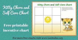 Free Printable Self Care Hygiene Charts For Kids Helpful
