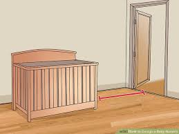 How to arrange nursery furniture Small Image Titled Design Baby Nursery Step 15 Wikihow How To Design Baby Nursery with Pictures Wikihow