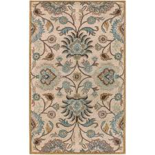 Small Picture Home Decorators Collection Amanda Ivory 8 ft x 10 ft Area Rug