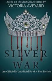 silver war fourth book in the red queen series