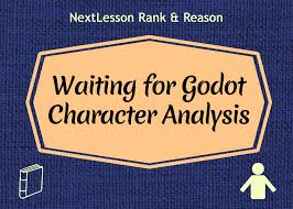 for godot essay waiting for godot essay