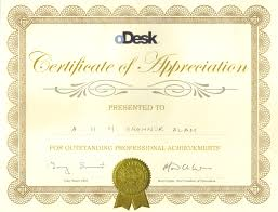blog shaon odesk contractor appreciation day certificate of appreciation for outstanding professional achievement