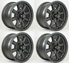 15x8 Enkei Compe 4x114 3 0 Gunmetal Wheels Set Of 4