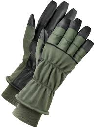 intermediate cold weather flyers glove us gi intermediate cold weather gloves hau 15 p sage black