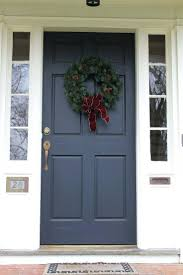 Front Doors : Colours For Front Doors Feng Shui Navy Front Door ...
