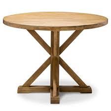 furniture circular dining harvester 42 round dining acorn beekman 1802 farmhouse circular