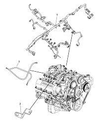 2010 5 7 Hemi Engine Parts Schematic