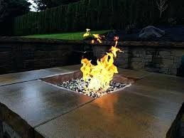 full size of propane fire pit glass rocks with guard table for outdoor home improvement remarkable