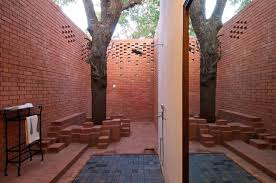 Small Picture nice brick work in india Outdoor Spaces Pinterest Brick
